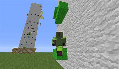 doodle jump in minecraft doodle jump minecraft project