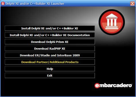 tutorial instal delphi 2010 delphi insider delphi and rad studio install question