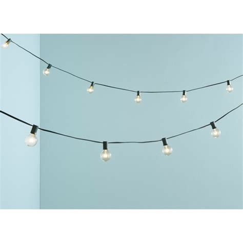 room essentials string lights 25ct clear globe lights room essentials target