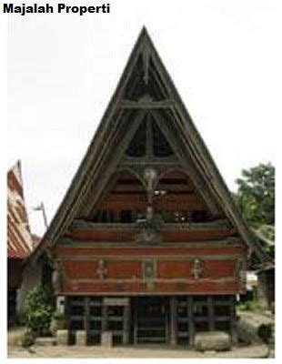 rumah adat indonesia   dunia images  pinterest indonesia africa  arquitetura