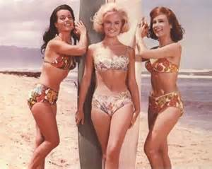 From left susan hart shelley fabares and barbara eden in quot ride the