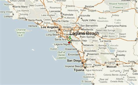 map of laguna guide urbain de laguna
