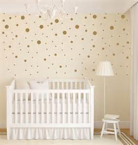 Polka Dot Wall Sticker 25 Best Ideas About Gold Dot Wall On Pinterest Polka