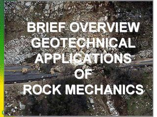 Experimental Rock Mechanics rock mechanics