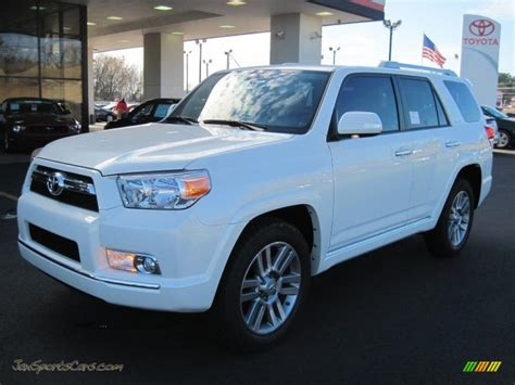 2011 Toyota 4runner Limited 2011 Toyota 4runner Limited In Blizzard White Pearl