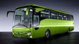 Mercedes Coaches Mercedes Modernizes Coach Lineup With All New