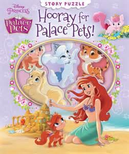 disney princess palace pets hooray palace pets book thea feldman disney storybook