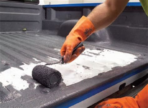diy bed liner diy truck bedliner comparisons dualliner the best bedliner