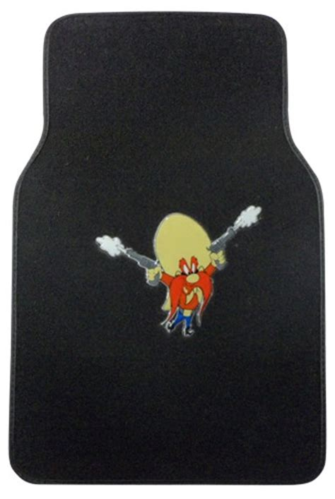 Yosemite Sam Floor Mats by Streetview Captures The Glorious Moment When