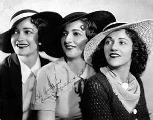 rap song swing 76 best boswell sisters images on pinterest big sisters