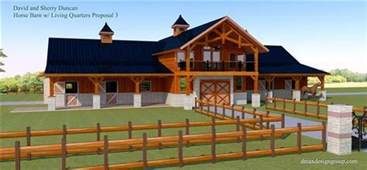 Barn Apartment Plans by Ideas Plan Next Barn With Apartment Building Plans