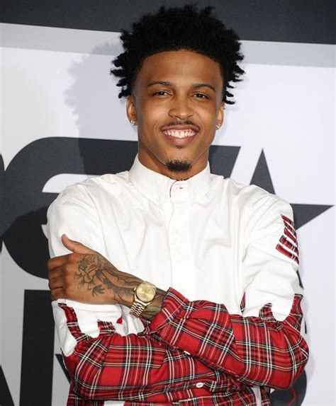 august alsina new hair 5 things to know about august alsina follow me august
