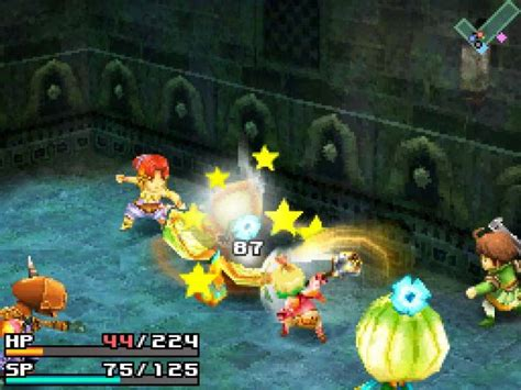 Ring Of Fates Nds Nintendo Chronicles Ring Of Fates Nds Review