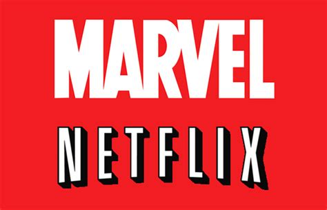 netflix marvel marvel netflix team up for four new television shows to
