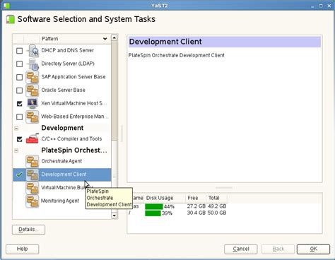 repository pattern c sle netiq doc platespin orchestrate 2 6 installation and