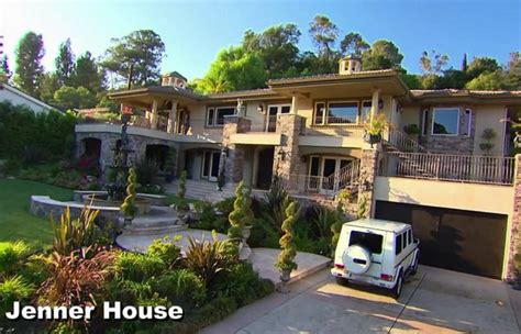 Kris Jenner S House | kim kardashian admits keeping up with the kardashians is