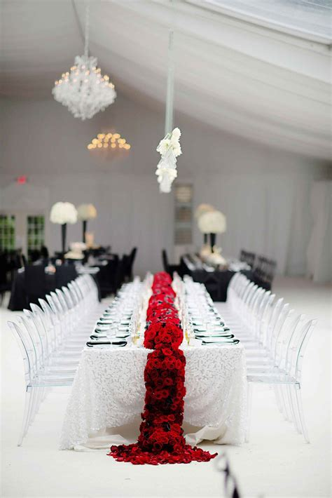 Black And White Wedding Decor by Black And White Wedding That Will Wow You Mon