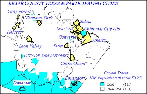 bexar county housing authority section 8 bexar county consolidated plan executive summary