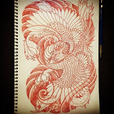 japanese phoenix tattoo 30 best phoenix tattoo japan images on pinterest japan