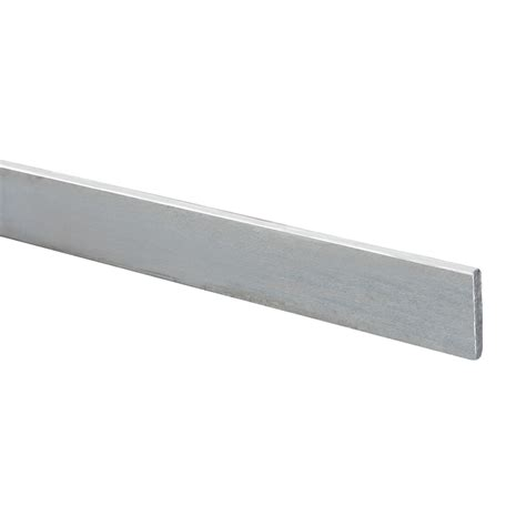 metal mate 40 x 3mm x 1m galvanised steel handyman flat bar
