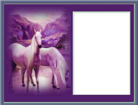 imágenes de y mas marcos para fotos con caballos fondos de pantalla y