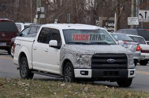 spied ford f 150 in hybrid photo image gallery