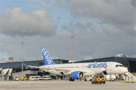 Service Letter Bombardier Operator Airbaltic Rs Up For Bombardier Cs300