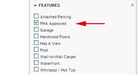 Fha Number Search Search For Fha Approved Condos The Seattle Condo