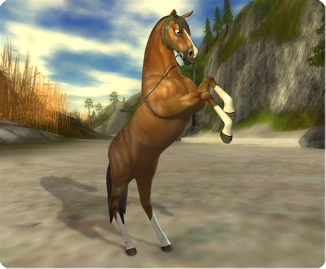 star stable horse game fallen stars star stable