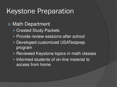 keystone tips and strategies parent slide show 5 5 14