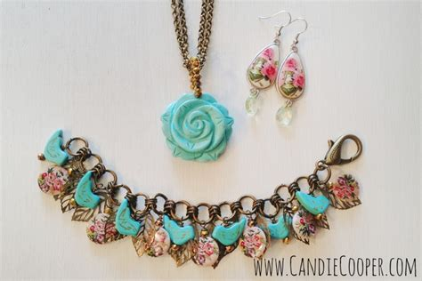 who makes jewelry how to make jewelry in a set candie cooper