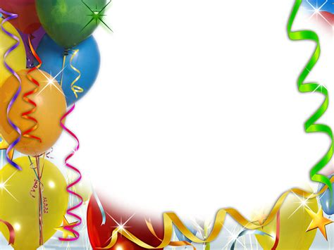 imagenes en png de globos globos marcos toppers o etiquetas para imprimir gratis