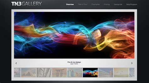 Tutorial Wordpress Gallery Slideshow | top 20 jquery slideshow and image gallery tutorials
