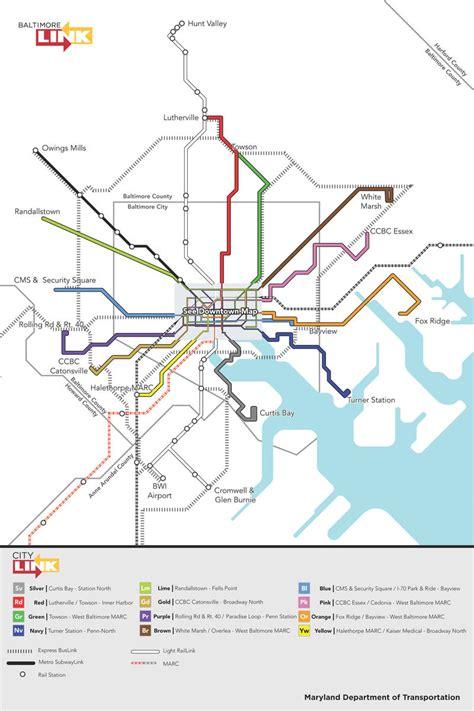 citylink email hogan links baltimore to his transit plan wypr