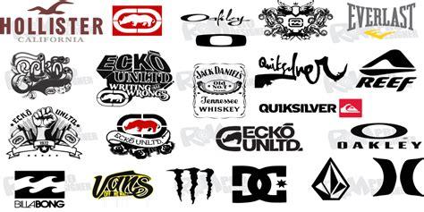 vetores estas marcas famosas engra 231 adas desenhos bandas