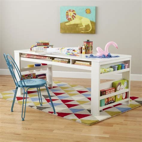 art desk for kids with storage the compartment department play table for your kid and