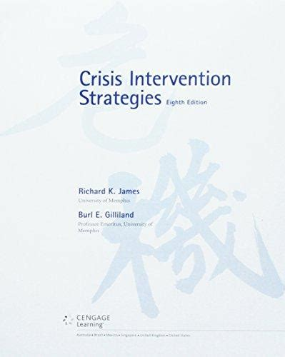 a guide to crisis intervention mindtap course list books isbn 9781337147132 bundle crisis intervention