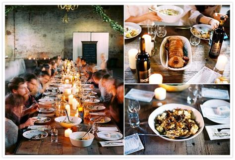 family style dinner fly me to the moon trend alert family style reception dining
