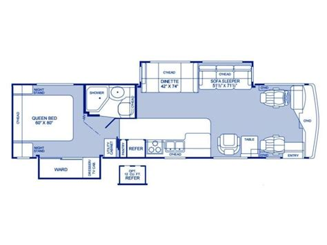fleetwood travel trailer floor plans 2000 fleetwood rv floor plans