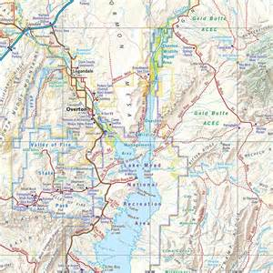 road map of california and nevada nevada road recreation atlas benchmark maps