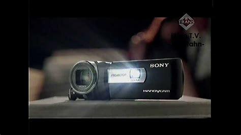 Handycam Sony Projector Pj6 sony handycam projector dcr pj5 tvc iklan