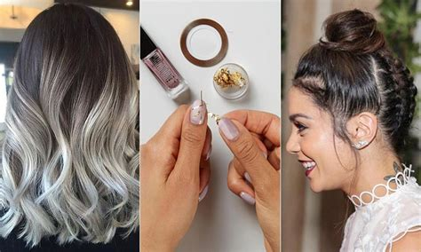 pinterest trends 2017 pinterest predicts the biggest beauty trends for 2017