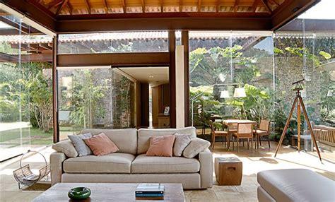 tecto projetos residencial casa sala de estar