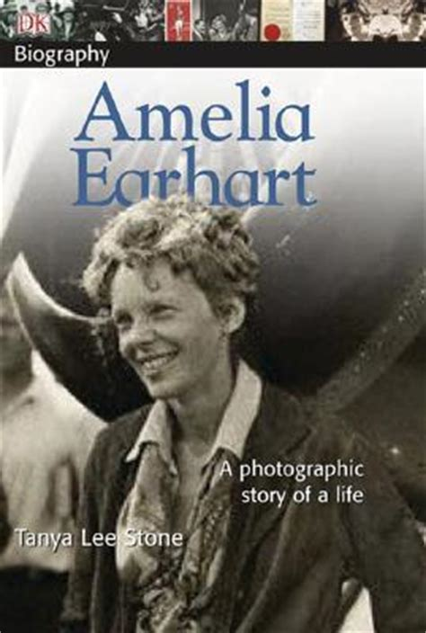 Biography Book On Amelia Earhart | amelia earhart by tanya lee stone reviews discussion