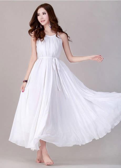 White Formal Dress Size Sml 13602 white casual dress
