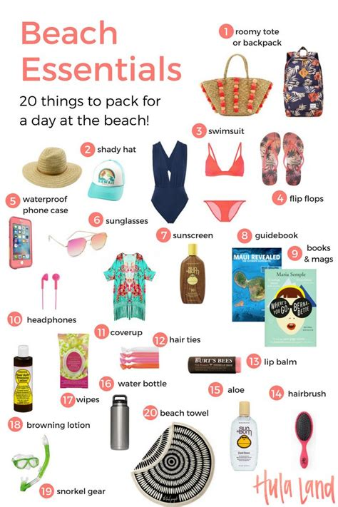vacation packing list template 21 checklists for word excel pdf