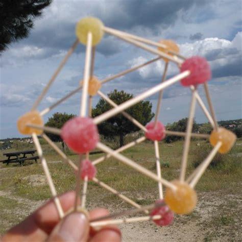 figuras geometricas hechas con palillos geometr 237 a con palillos y chuches experimentos para ni 241 os