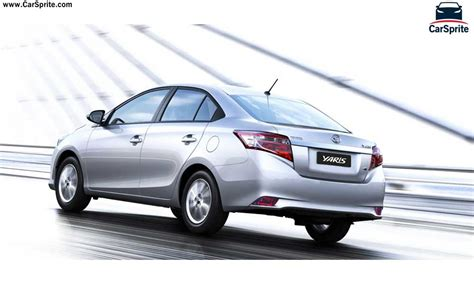 toyota yaris sedan length toyota yaris sedan 2017 prices and specifications in oman