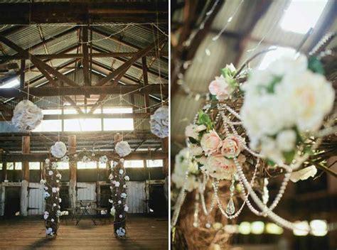 diy wedding ceremony decor a diy wedding with vintage styling in country australia modern wedding