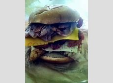 Here Are All The Photos Of Arby's Meat Mountain Sandwiches ... Arby S Meat Mountain